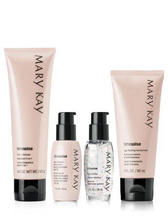 Timewise 174 Miracle Set 174 Normal Dry Mary Kay