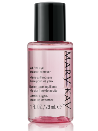 Oil free eye makeup remover mary kay