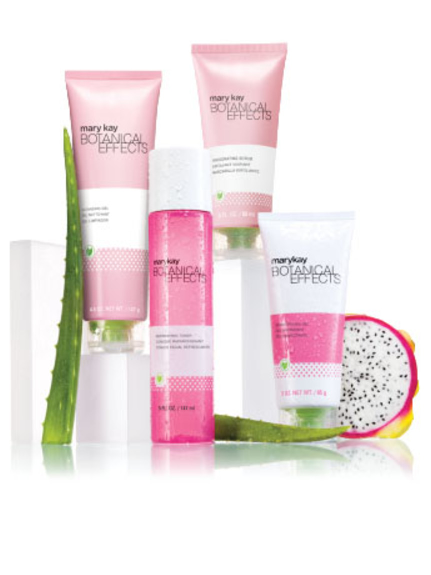 Botanical Effects® Regimen | Mary Kay