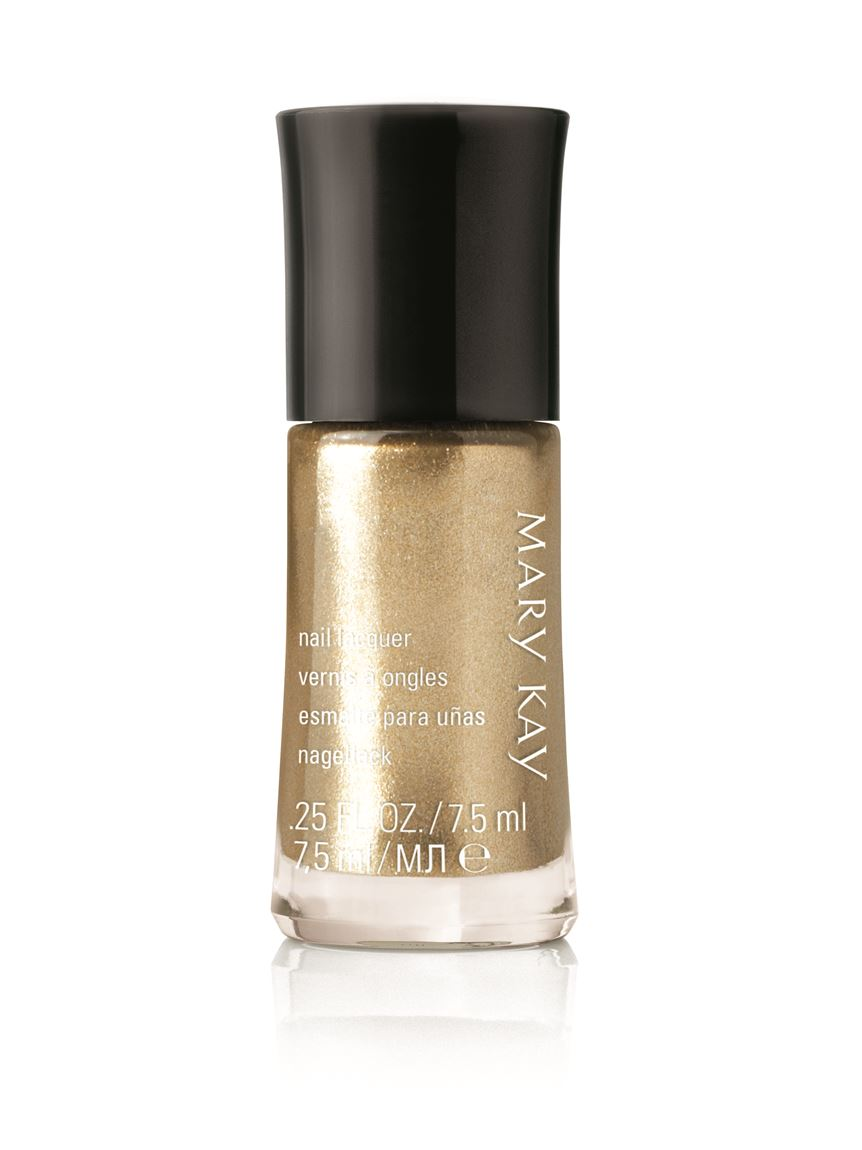 Mary Kay® Runway Bold Nail Lacquer Limited-Edition   Gold Is Bold