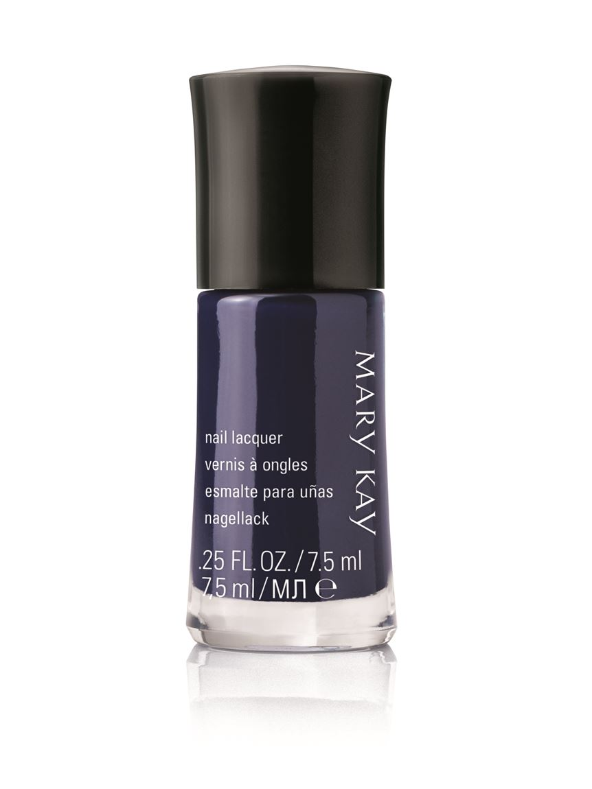 Mary Kay® Runway Bold Nail Lacquer Limited-Edition | Blue Debut