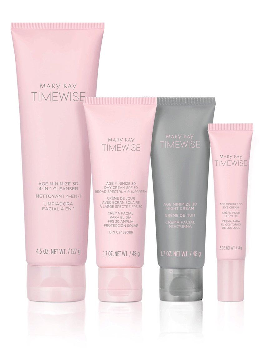 TimeWise Miracle Set 3D® | Normal/Dry | Mary Kay