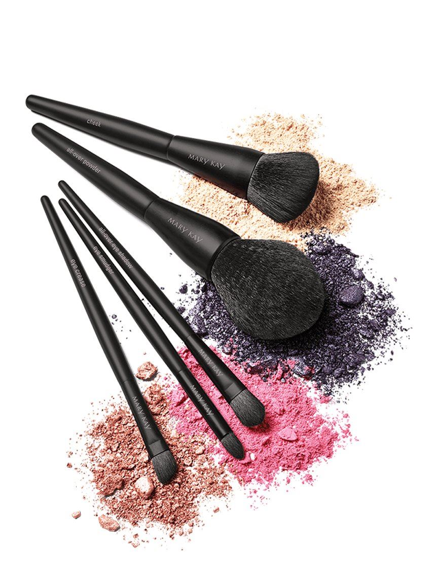 All Brushes Needed For Makeup: Mary Kay® Essential Brush Collection