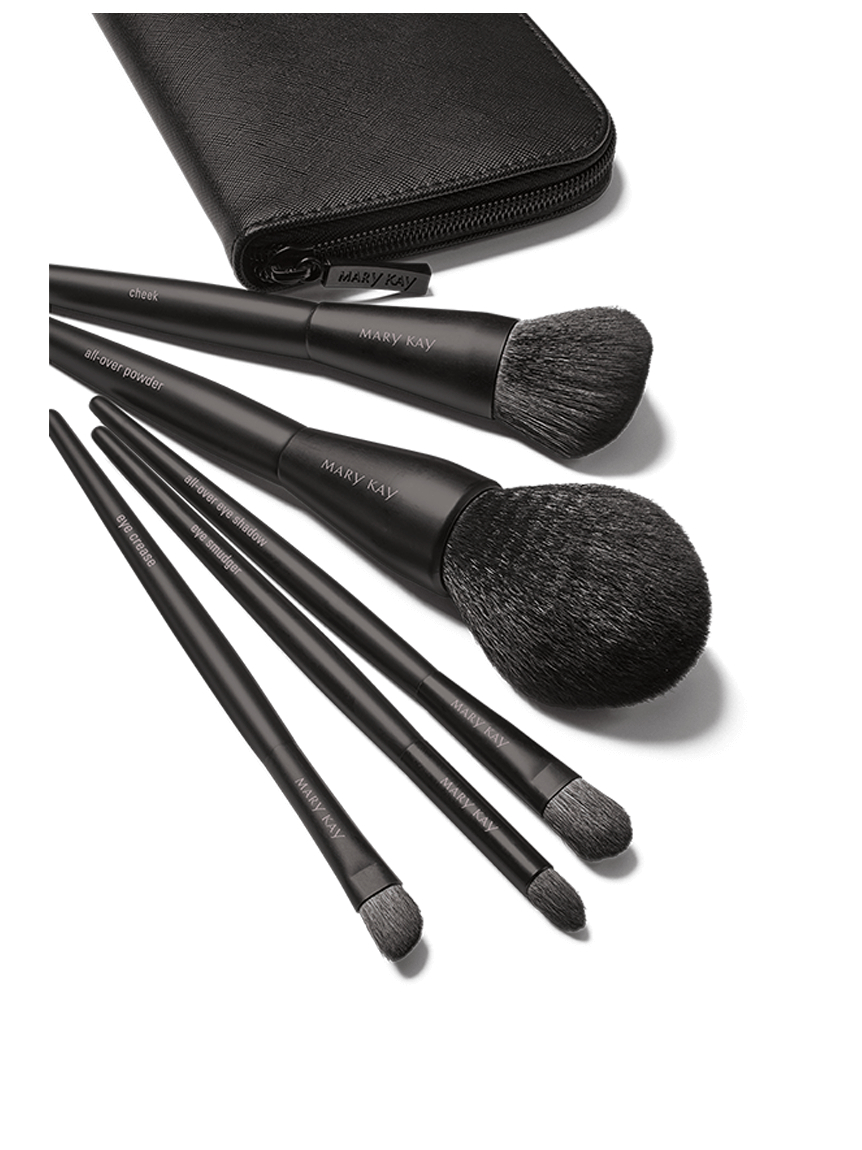 Mary Kay® Essential Brush Collection
