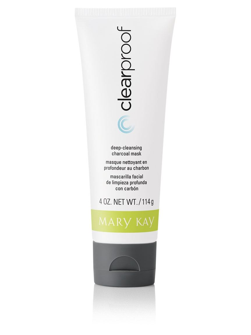 Clearproof Deep Cleansing Charcoal Mask Mary Kay Clean Clear Acne Clearing Cleanser Up 100 G Proof