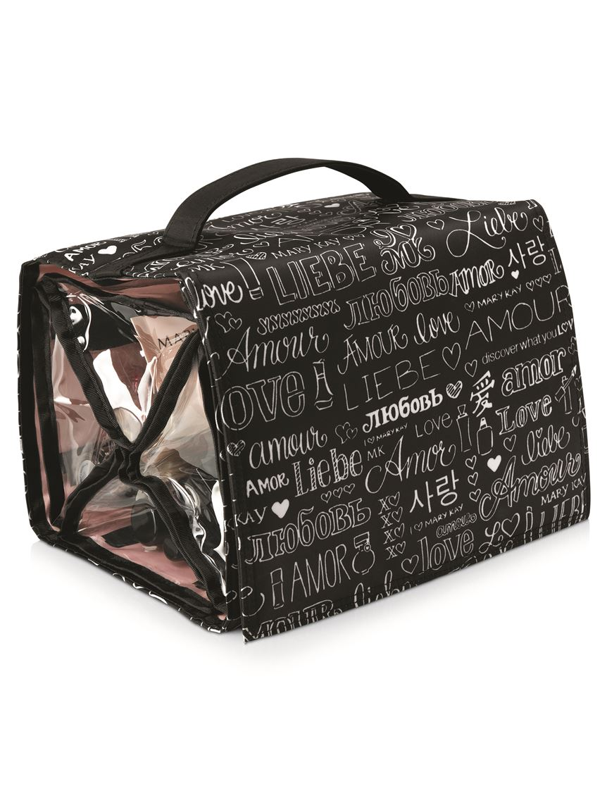 Discover What You Love 174 Travel Roll Up Bag Unfilled