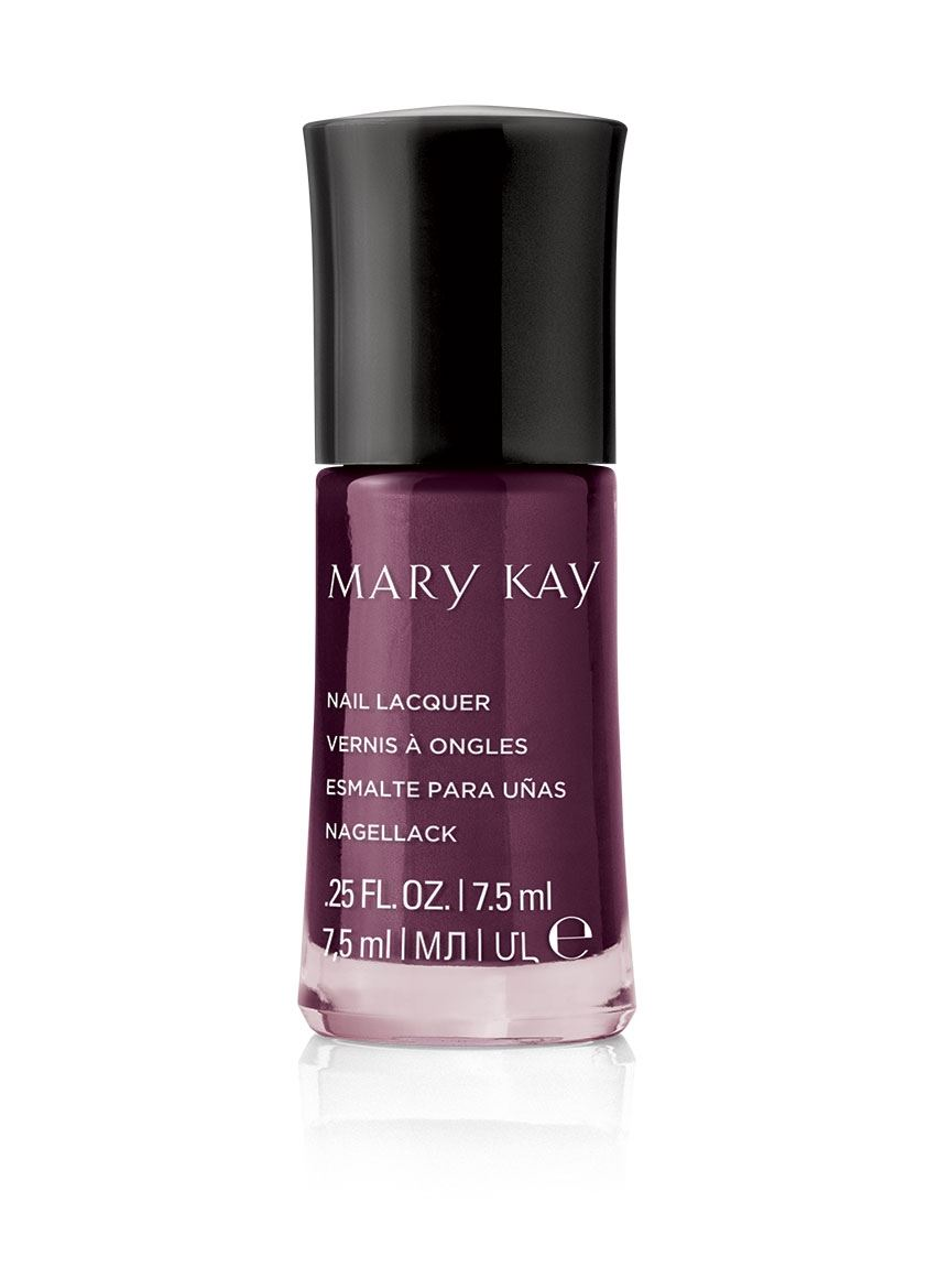 Mary Kay® Nail Lacquer | Mulberry Muse