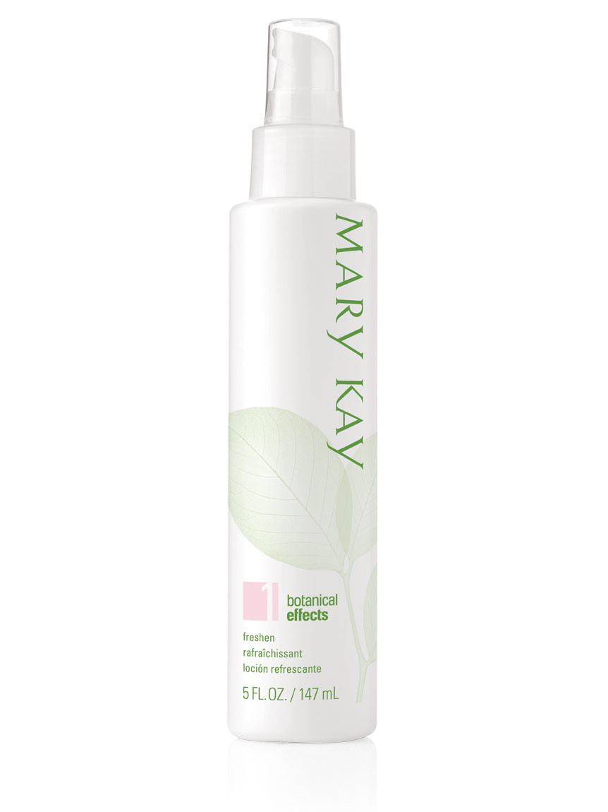 Botanical Effects Freshen Formula 1 Dry Skin Mary Kay Mineral Botanica Acne Care Toner