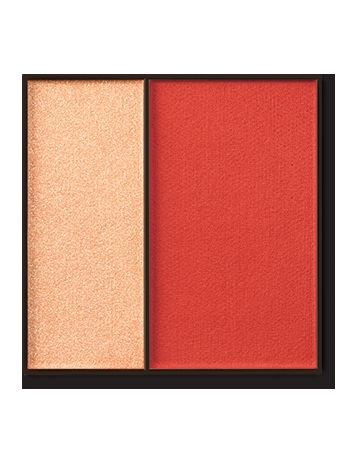 mary kay mineral cheek color duo spiced poppy