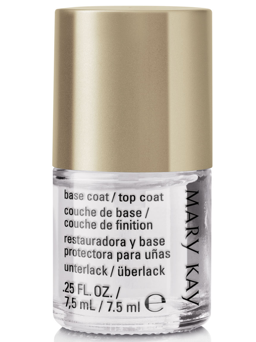 Mary Kay® Redefining Elegance Collection: Mary Kay® Base Coat/Top ...