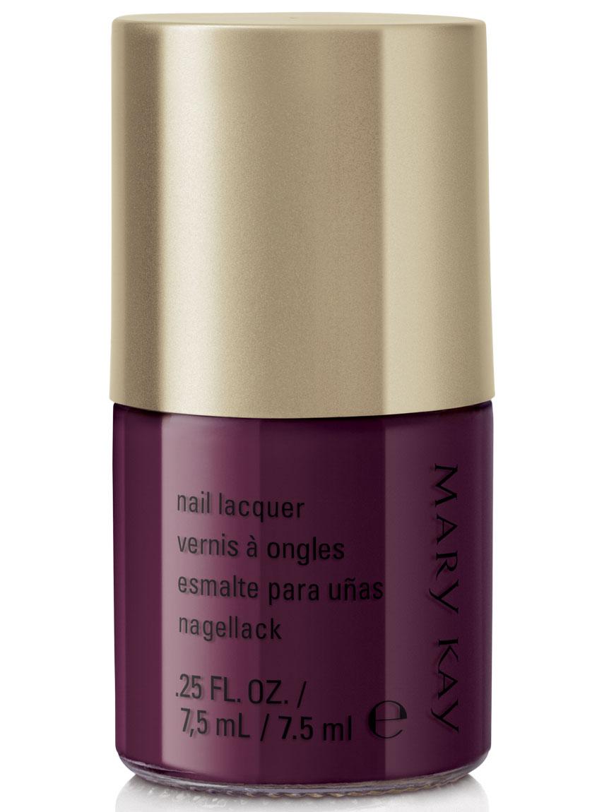 Mary Kay® Nail Lacquer | Plush Plum