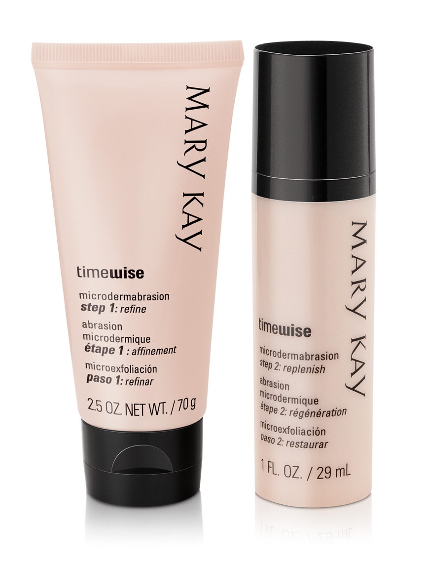 Mary K Greer S Tarot Blog: TimeWise® Microdermabrasion Refine
