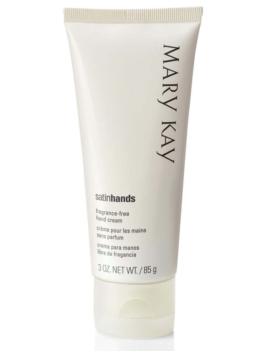 Fragrance-Free Satin Hands® Hand Cream | Mary Kay